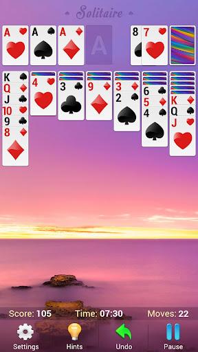 Solitaire - Classic Klondike Solitaire Card Game screenshots 4