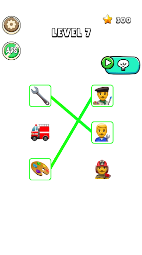 Emoji Connect Puzzle : Matching Game 0.4.1 screenshots 5