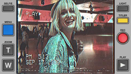 Rarevision VHS Camcorder Lite 📼📹 Retro 80s Cam  screenshots 1