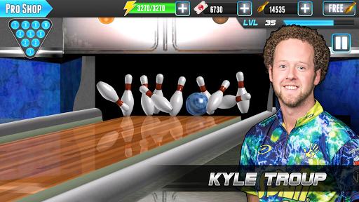 PBAu00ae Bowling Challenge  screenshots 2