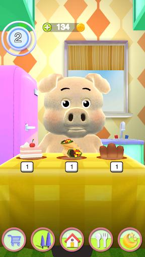 Talking Piggy modavailable screenshots 6