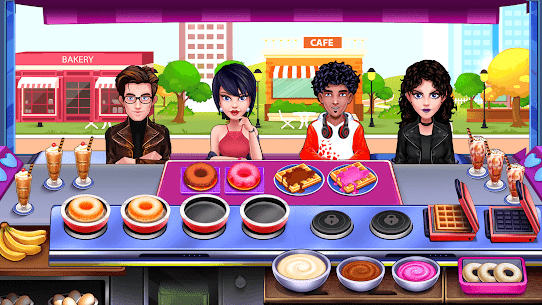 Cooking Chef – Food Fever 5