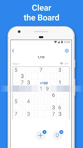 Number Match - puzzle game  screenshots 2