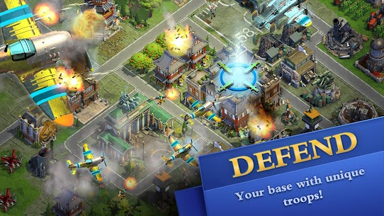 DomiNations Mod Apk (Unlimited Gold/Food/Oil) 9