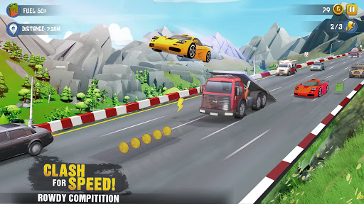 Télécharger Mini Car Race Legends - 3d Racing Car Games 2020 APK MOD (Astuce) screenshots 1