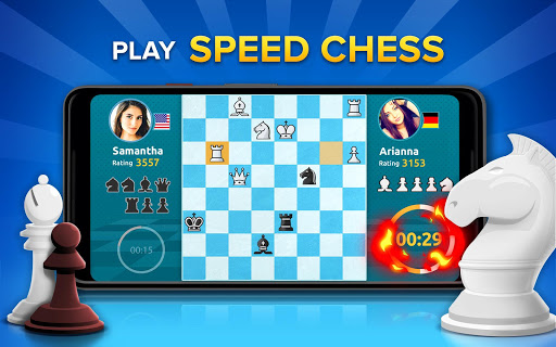 Chess Stars - Play Online  screenshots 21