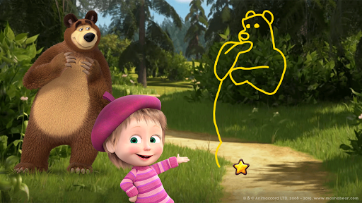 Free games: Masha and the Bear apktram screenshots 20