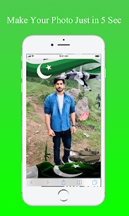 Defence Day & 14 Aug Photo Frames 2019