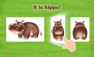 Animal Flashcards for Toddlers: Kids Learn Animals