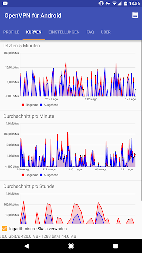 OpenVPN for Android apktram screenshots 2