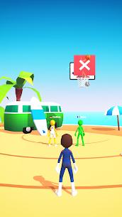 Five Hoops – Basketball Game Apk Download 2021 3