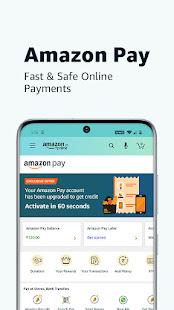 Amazon Shopping, UPI, Money Transfer, Bill Payment  Screenshots 6