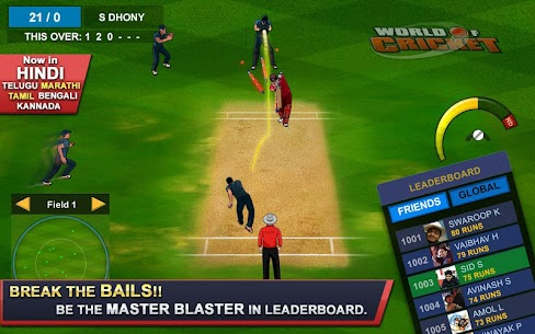 Download World of Cricket : For Your Pc, Windows and Mac 2