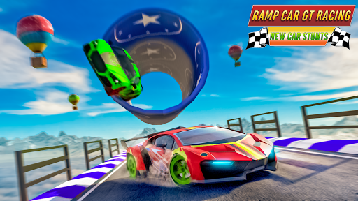 Superhero Mega Ramps: GT Racing Car Stunts Game 1.15 Screenshots 6