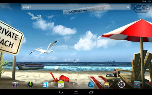 My Beach HD  screenshots 9