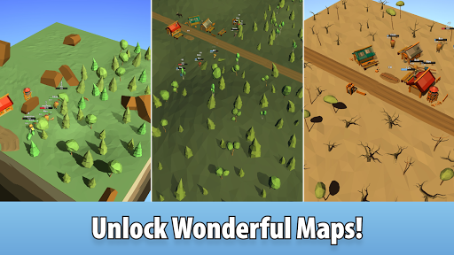 Wood Inc. - 3D Idle Lumberjack Simulator Game 1.1.3 screenshots 16