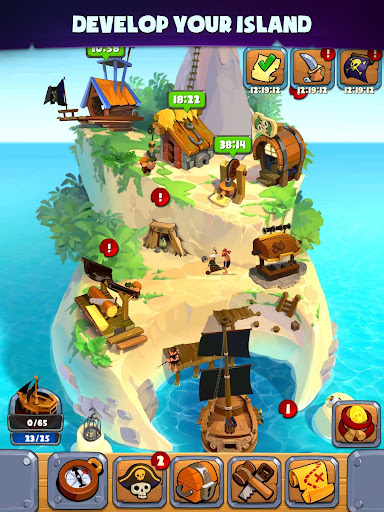 Pirate's Destiny  screenshots 9