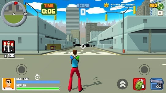 KILL MAN Hack Cheats (iOS & Android) 3