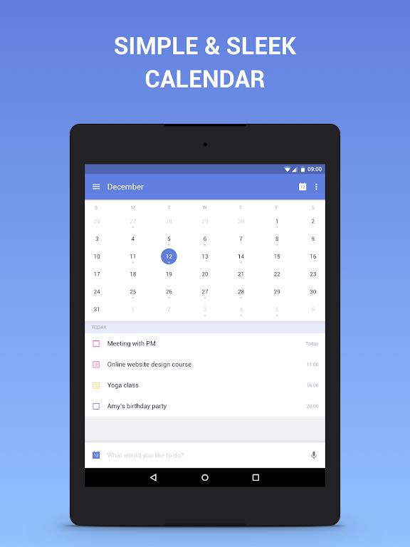 TickTick: ToDo List Planner, Reminder & Calendar  poster 11