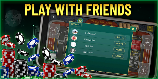 Craps Live Casino apkmr screenshots 5