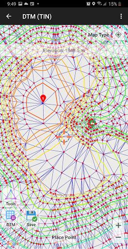 UTM Geo Map android2mod screenshots 5