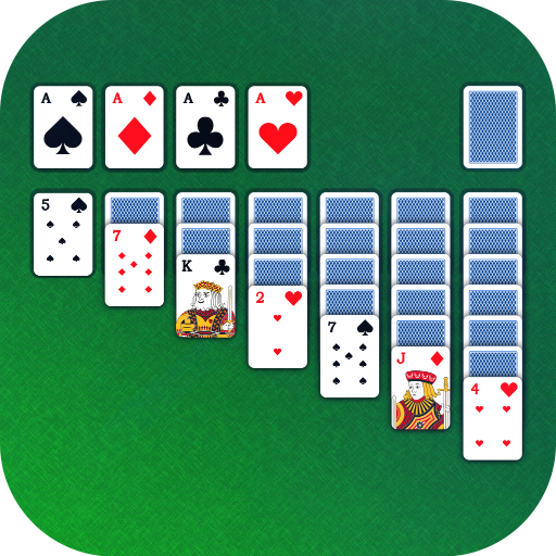 Solitaire Klondike classic. For PC Windows (7, 8, 10 and 10x) & Mac Computer