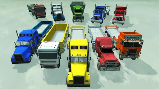 American Truck Driving Simulator - New Game  screenshots 9