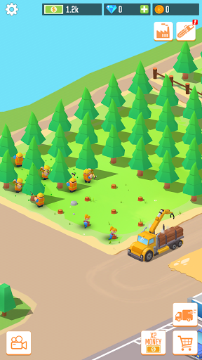 Lumber Inc 0.0.8 screenshots 1