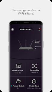 NETGEAR Nighthawk – WiFi Router App for PC Windows 1