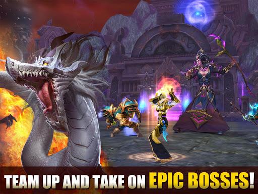 Order & Chaos Online 3D MMORPG 4.2.3a screenshots 4