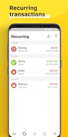 Checkbook - Account Trackerのおすすめ画像5
