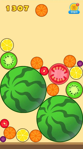 Watermelon Merge 1.0.6 screenshots 1
