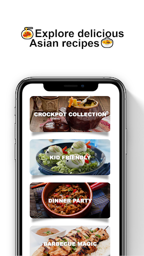 Asian Recipes - Chinese food, Japanese& more 11.16.188 screenshots 1