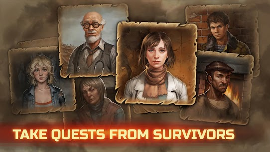 Day R Survival MOD (Caps/Covers/Free Caft) 6