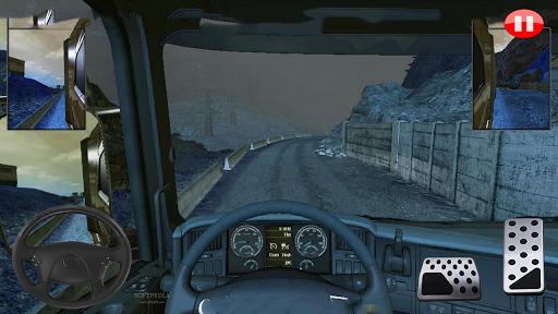 Euro Truck Simulator Offroad Cargo Transport 8.0 screenshots 3