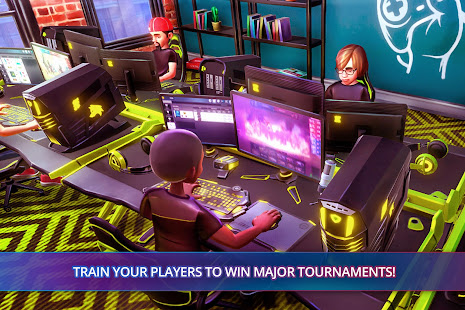 Esports Life Tycoon | Manage your esports team Unlimited Money