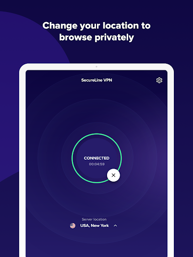 VPN SecureLine by Avast - Security & Privacy Proxy android2mod screenshots 10