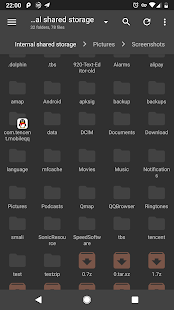 NMM File Manager / Text Edit