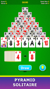 Pyramid Solitaire Mobile 2.1.2 screenshots 1