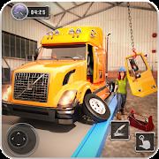Truck Builder Auto Repair Mechanic Simulator Games