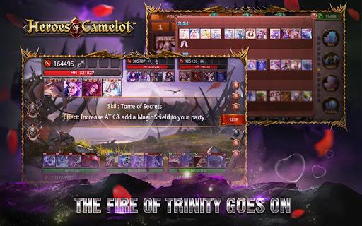 Heroes of Camelot 9.4.5 screenshots 7