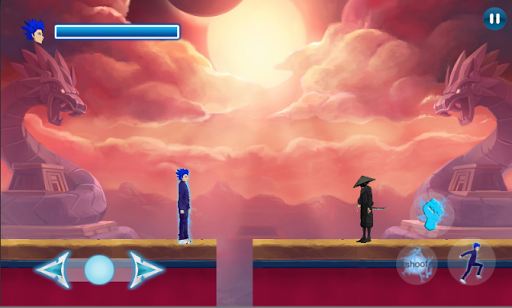 Super Ninja Sonicko Boy Lightning Power 1.0 screenshots 2