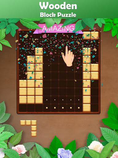 Wood Block Puzzle: Reversed Tetris & Block Puzzle android2mod screenshots 16