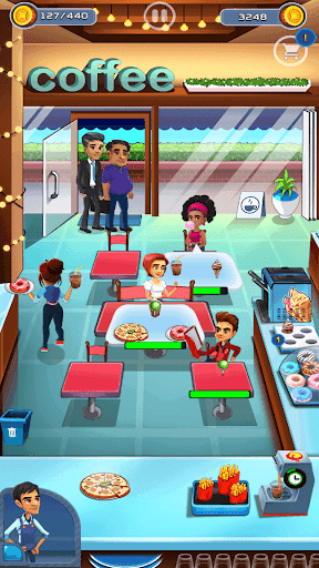 Cooking Cafe - Food Chef 1.8 Pc-softi 8