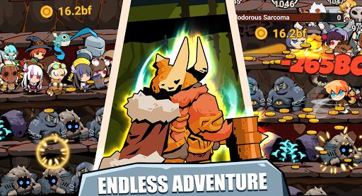 Tap Dungeon Hero:Idle Infinity RPG Game 3.1.1 screenshots 1