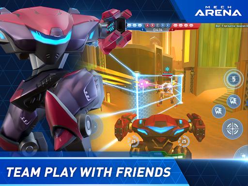 Mech Arena: Robot Showdown  screenshots 3