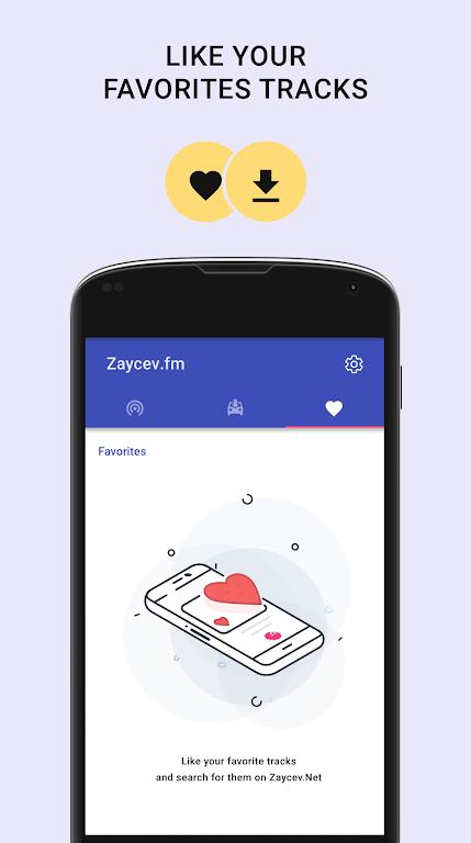 Online radio - Zaycev.fm. Listen radio offline  poster 3