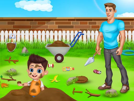 Daddyu2019s Helper Fun - Messy Room Cleanup 9.0 screenshots 3