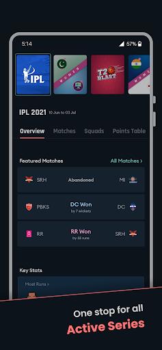 Cricket Exchange - Live Score & Analysis  screenshots 2