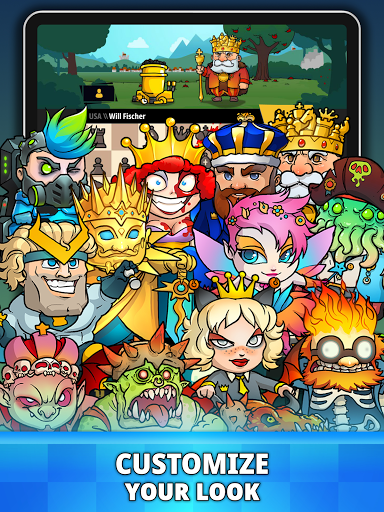 Chess Universe - Play free chess online & offline screenshots 16